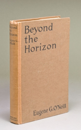 Beyond the Horizon: A Play in Three Acts [with:] Western Union Telegram announcing the birth of...