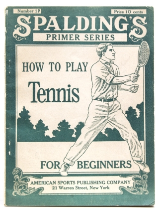 The Tennis Primer. Tennis, P. A. Vaile.