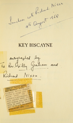 The Book of Key Biscayne Being the Romance of Cape Florida