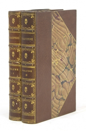 Knight's Cabinet Edition of the Works of William Shakespere [With Poems & Studies]. William Shakespeare.