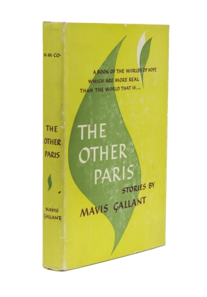 The Other Paris. Mavis Gallant