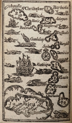 The English Empire in America or, A view of dominions of the Crown of England in the West Indies. Namely, Newfoundland, New-England, New-York, Pensilvania, New-Jersey, Maryland, Virginia, Carolina, Bermudas, Barbuda, Anguila, Montserrat, Dominica, St. Vincent, Antegoa, Mevis, or Nevis, St. Christophers, Barbadoes, Jamaica. With an account of the discovery, situation, product, and other excellencies and rarities of these countries. To which is prefixed, a relation of the first discovery of the new world called America by the spaniards. And of the remarkable voyages of several Englishmen to divers places therein. Illustrated with maps and pictures. By Robert Burton