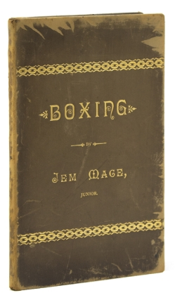 Boxing. Jem Mace, Junior