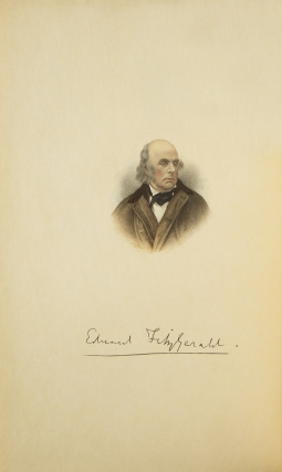 The Letters and Literary Remains of Edward Fitzgerald. Edited by William Aldis Wright