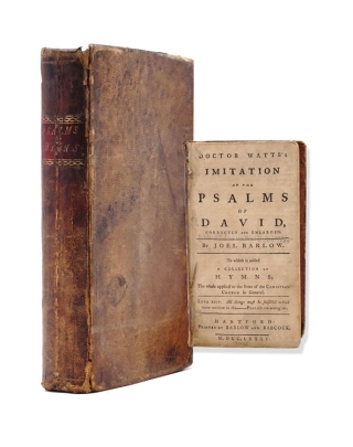Doctor Watts's Imitation of the Psalms of David, corrected and enlarged by Joel Barlow. To which...