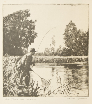 An Angler's Anthology. Collected by. A. B. Austin