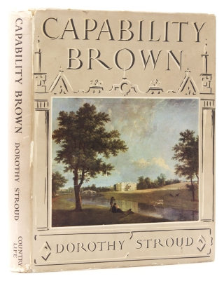 Capability Brown. With an Introduction by Christopher Hussey