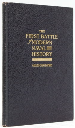The First Battle of Modern Naval History. Civil War, Garland Evans Hopkins