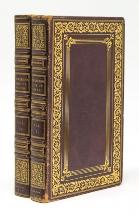 The Life of Cicero. English Binding, Conyers Middleton.