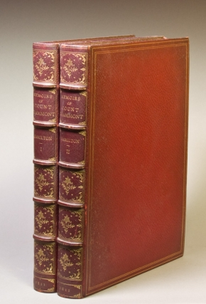 Memoirs of Count Grammont ... A New edition. To Which are Prefixed, A Biographical Sketch of...