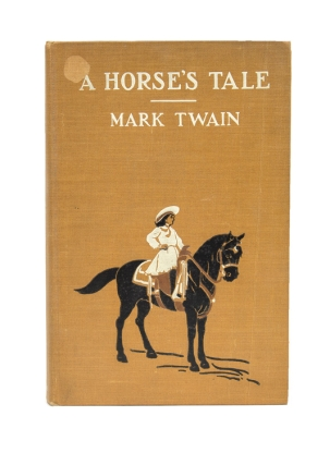 A Horse's Tale by Mark Twain