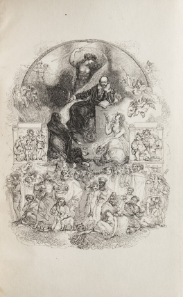 Proofs of the Illustrations to Shakespeare's Dramatic Works, published by Charles Whittingham,...