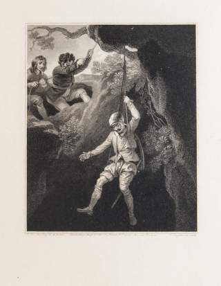Engravings, Illustrative of Don Quixote, from pictures by Robert Smirke