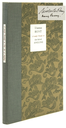 A Concise Treatise on the Art of Angling. Thomas Best