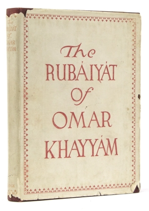 The Rubaiyat. Omar Khayyam