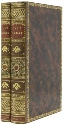 Fables … with a Life of the Author. William BLAKE, John Gay.