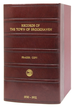 Records of the Town of Brookhaven