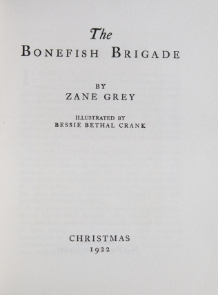 The Bonefish Brigade