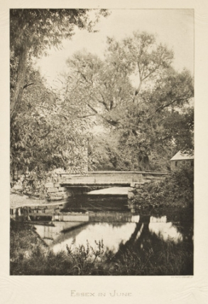 Photogravures of Manchester-by-the-Sea, Beverley Farms, Pride's Crossing
