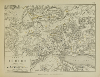 Atlas to Alison's History of Europec onstructed and arranged, under the Directions of Sir Archibald Alison...with a Concise Vocabulary of Military and Marine Terms