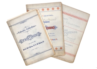 Collection of mostly Barker & Co., Auctioneers (13 catalogues, including Henry Prose Cooper...