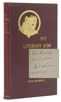 My Literary Zoo. Kate Sanborn