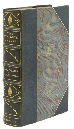 The Complete Angler ... to which are prefixed The Lives of the Authors. Izaac Walton, Charles Cotton