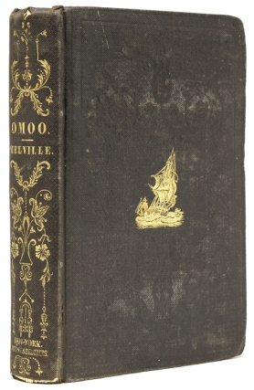 Omoo: A Narrative of Adventures in the South Seas. Herman Melville.