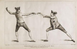 The School of Fencing, With a General Explanation of the Principal Attitudes and Positions Peculiar to the Art …