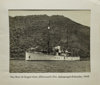 To Galapagos on the Ara 1926: the events of a pleasure-cruise to the Galapagos Islands and a classification of a few rare aquatic findings, including two specimens of a new species of shark never caught before and here described for the first time