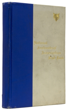The Foxhound Stud Book published by the Authority of the National Foxhunters' Association. 1910....