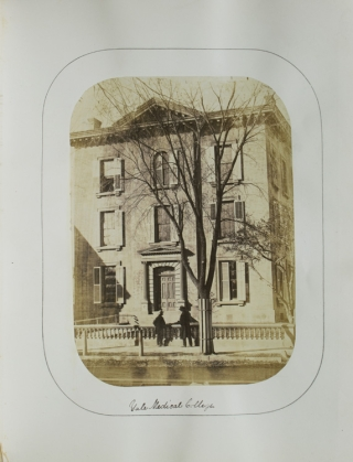 Yale class of 1863 photographic yearbook