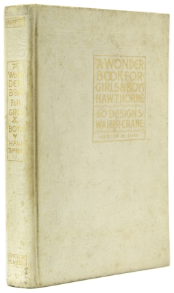 A Wonder Book for Girls and Boys. Nathaniel Hawthorne