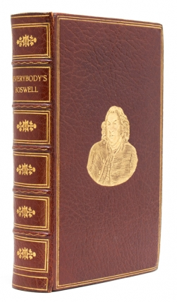 Everbody's Boswell. James Boswell