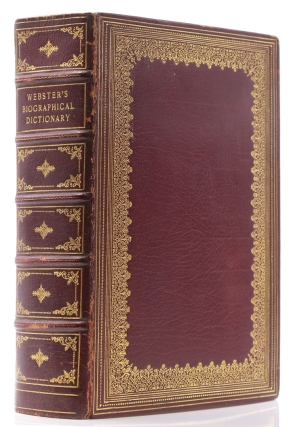 Webster's Biographical Dictionary