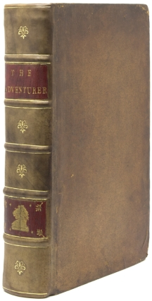 The Adventurer. Volume the First [… Second]. John Hawksworth