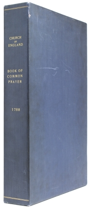 The Book of Common Prayer … Together with the Psalter or Psalms of David …