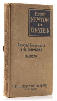 From Newton to Einstein. Changing Conceptions of the Universe