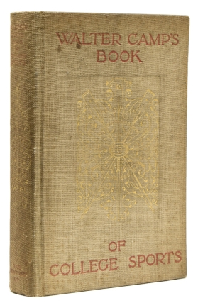 Walter Camp's Book of College Sports. Baseball Football, Walter Camp