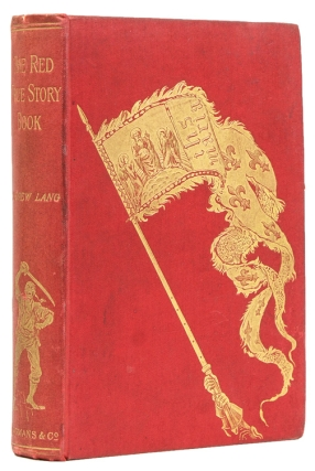 The Red True Story Book. Andrew Lang.