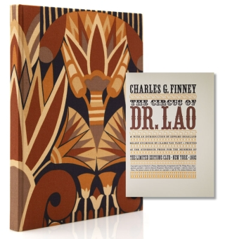The Circus of Dr. Lao. Introduction by Edward Hoagland. Charles G. Finney