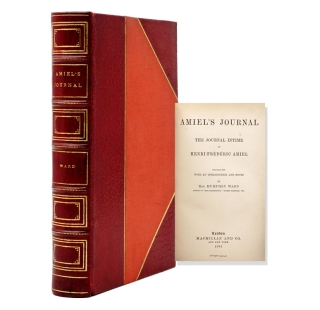 Amiel's Journal. the Journal Intime of Henri-Frederic Amiel. Translated ith an Introduction and...