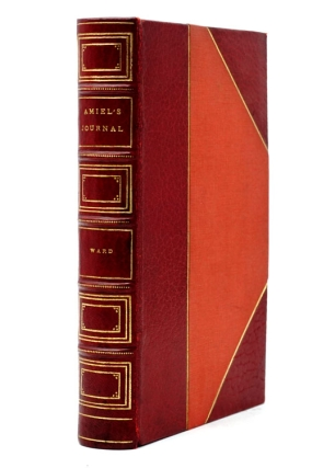 Amiel's Journal. the Journal Intime of Henri-Frederic Amiel. Translated ith an Introduction and Notes by Mrs. Humphry Ward