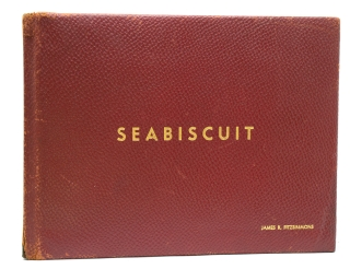 Seabiscuit. The Story of a Great Champion. Seabiscuit, B. K. Beckwith