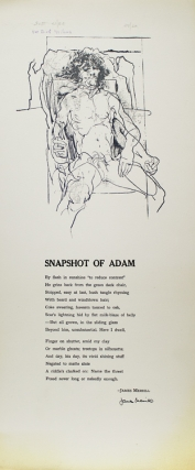 Snapshot of Adam [drop-title]. James Merrill