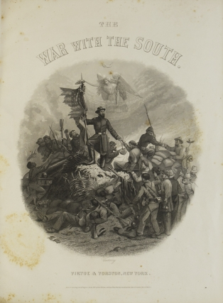 [The Civil War: dispatches and illustrations]