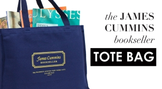 The James Cummins Bookseller Tote Bag