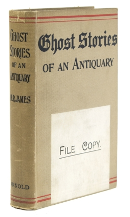 Ghost Stories of an Antiquary. Montague Rhodes James