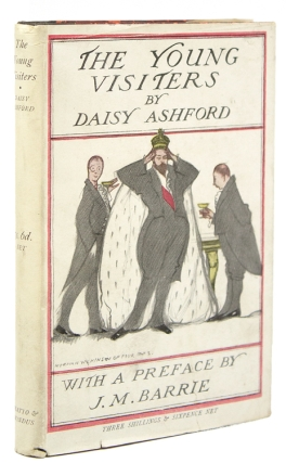 The Young Visiters or Mr. Salteenas Plan. Preface by J.M. Barrie. Daisy Ashford