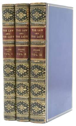 The Law & The Lady. A Novel